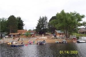 Mecosta, Michigan Beach Rentals