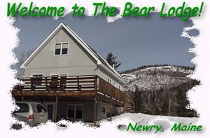 Greenwood, Maine Golf Vacation Rentals