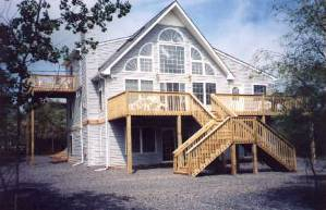 Saylorsburg, Pennsylvania Cabin Rentals