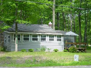 Kewadin, Michigan Beach Rentals