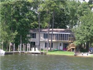 South Carolina Central Cabin Rentals