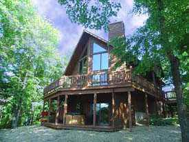Wisconsin Cabin Rentals