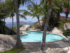Virgin Islands British Beach Rentals