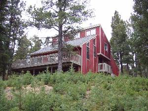 Colorado South Central Cabin Rentals