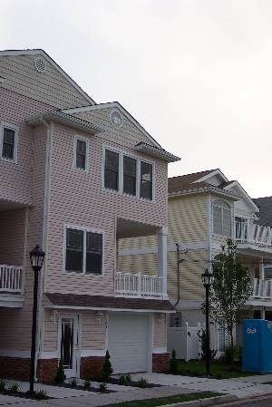 New Jersey Southern Shore Golf Vacation Rentals
