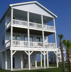 Texas Gulf Coast Golf Vacation Rentals