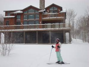 North Conway, New Hampshire Cabin Rentals